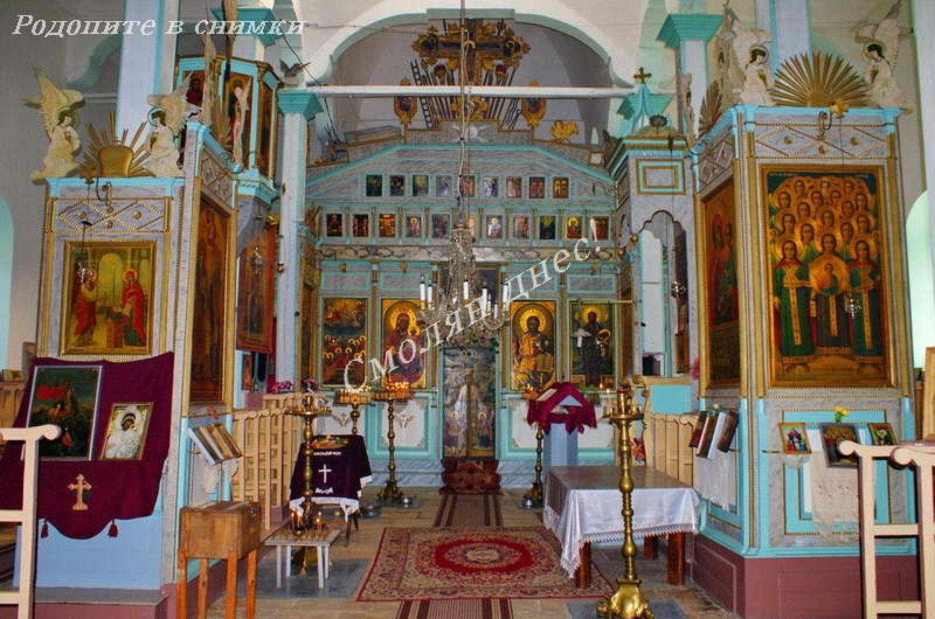"""Църква """"Св.Георги Победоносец"""" - град Златоград"""
