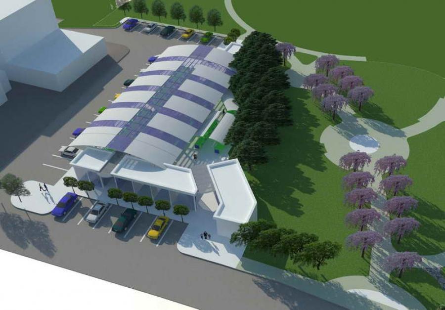 Финансиран е проект на Златоград за нов пазар