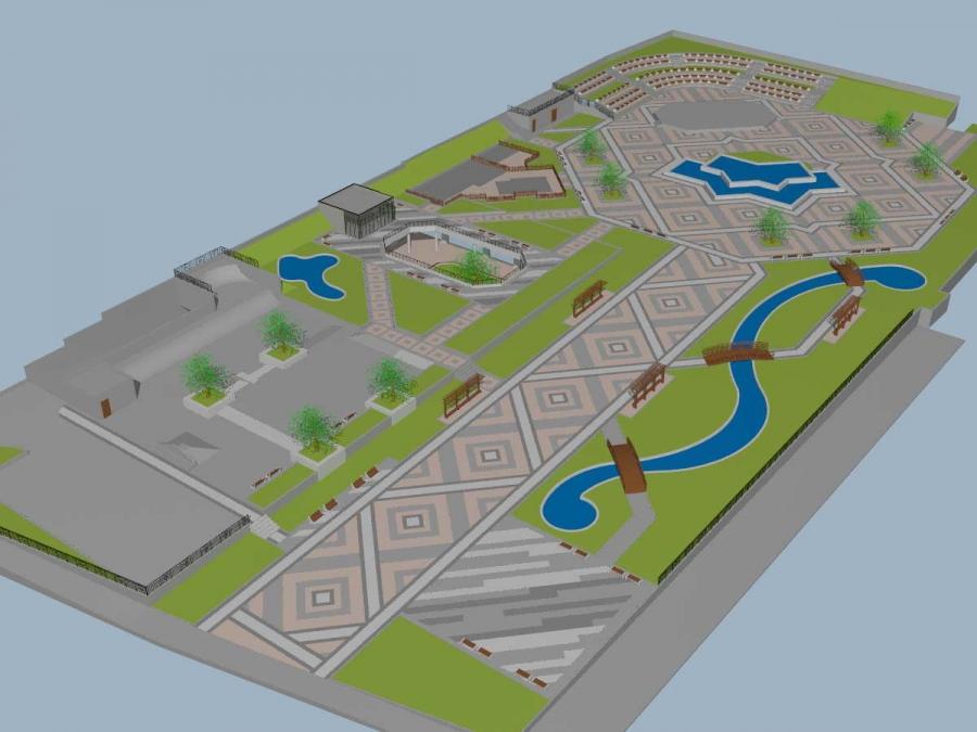 Обезпечено е напълно изграждането на нов градски център в Доспат