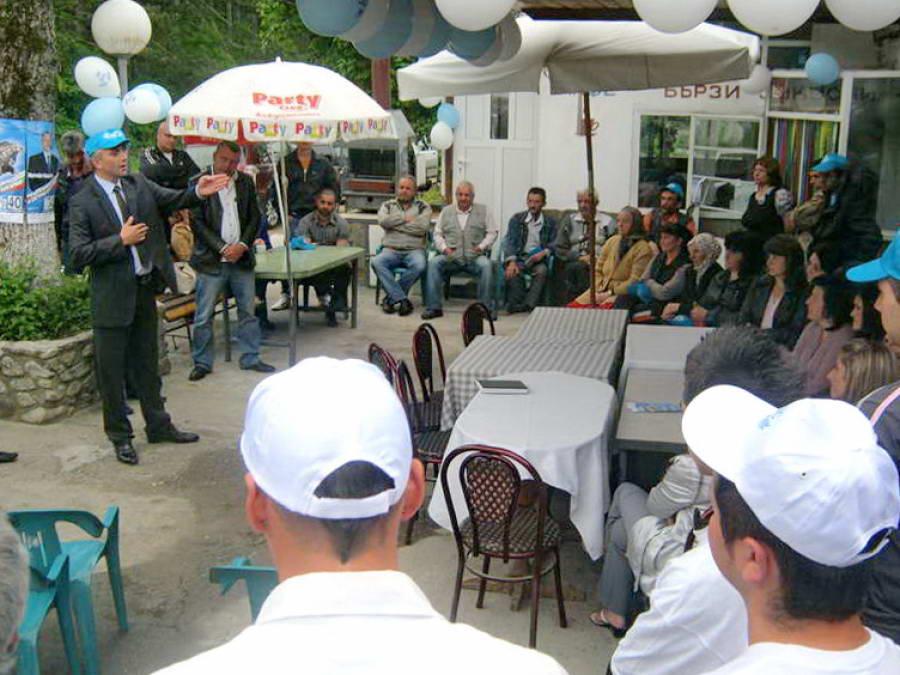 Мустафа Карадайъ: Трябва да спрем държавния рекет и партийният ботуш на ГЕРБ