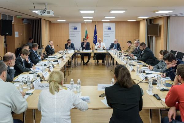България ще играе решаваща роля за въвеждането  на корпоративното данъчно облагане в 21-ви век