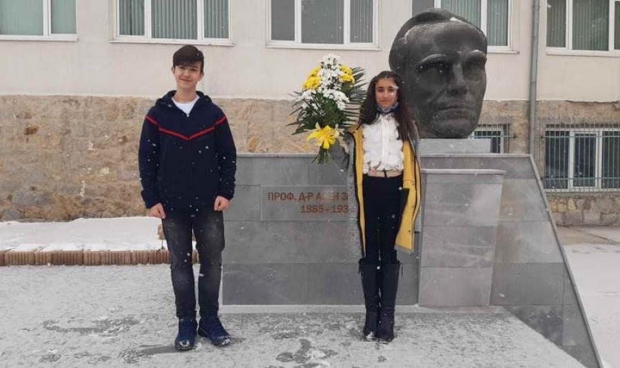 """ОУ """"Проф. д-р Асен Златаров"""" – Смолян празнува патронен празник. Навършват се 136 години от рождението на Асен Златаров."""