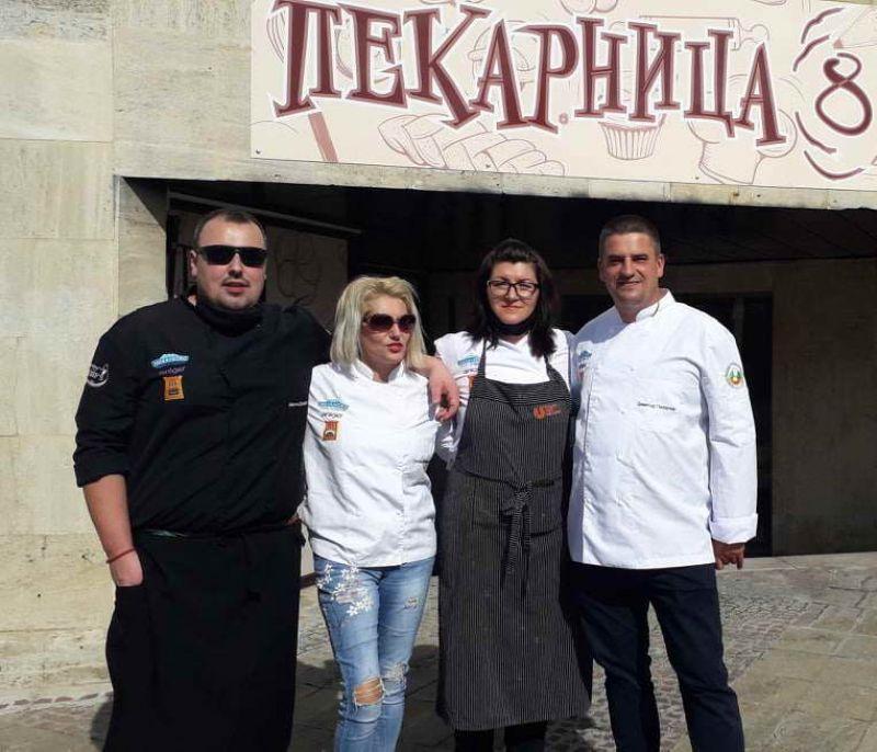 Над 1500 порции храна са раздали благотворително професионалните готвачи от Смолян