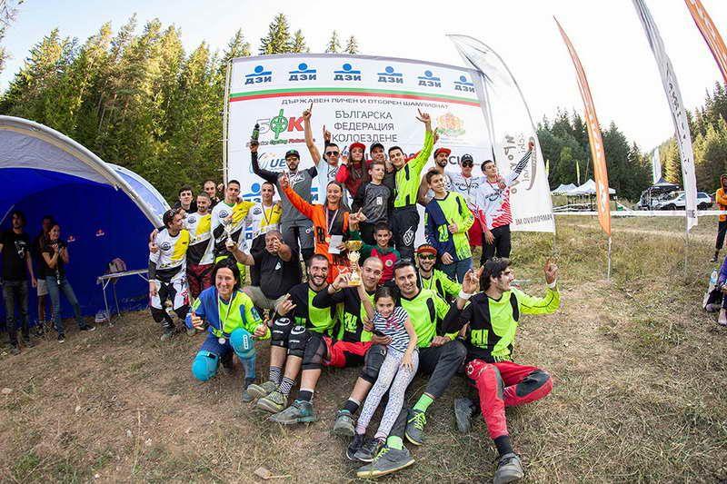 Ясни са новите шампиони на България в планинското колоездене за 2020
