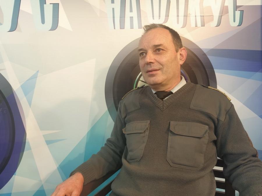 Гл. инспектор Бечо Пойдовски