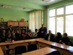 """Областният управител беше гост на откриване на STEM-лаборатория в ОУ """"Иван Вазов""""-Смолян"""