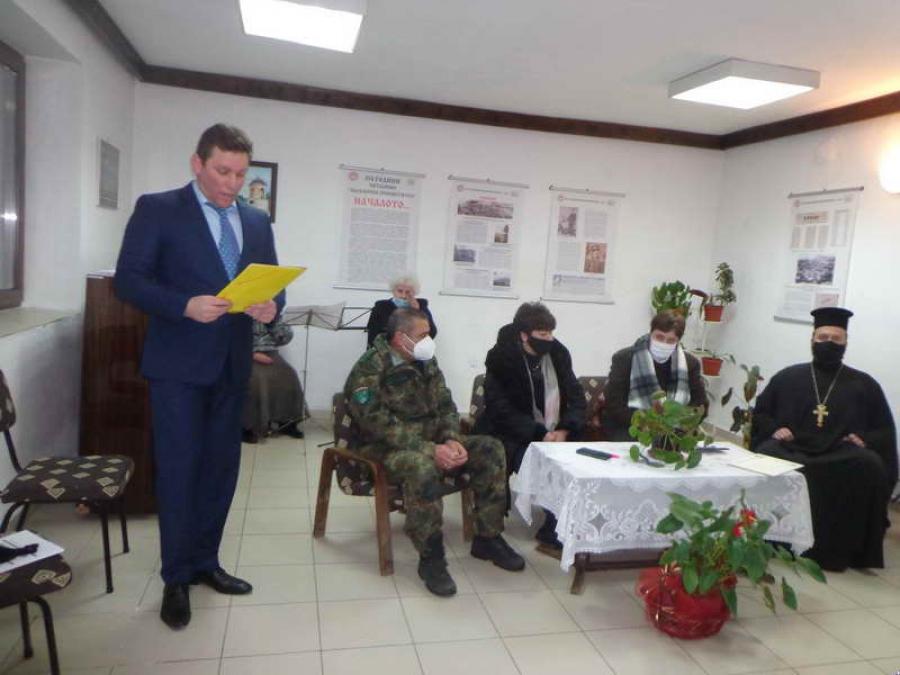Иван Френкев открива събитието