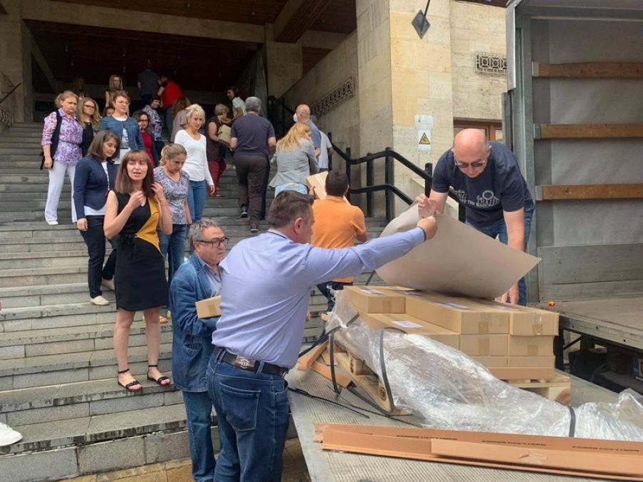 В Смолян са доставени над 100 хил. бюлетини за вота на 11 юли