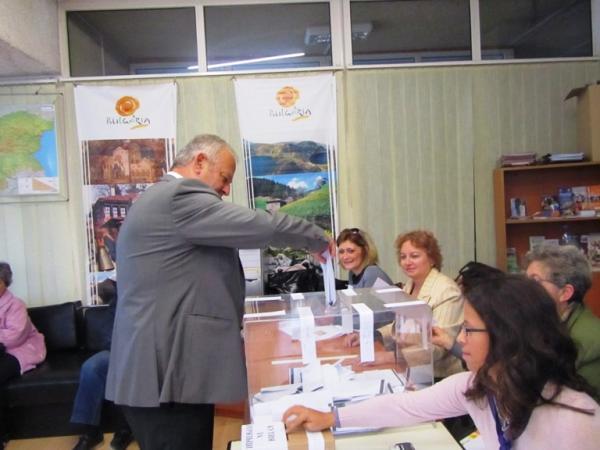 """Кметът Мелемов: """"Гласувах за европейското бъдеще на България, просперитет и предвидимост"""""""