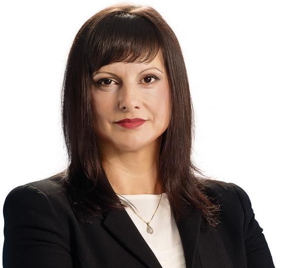 Д-р Даниела Дариткова, водач на листата за кандидат-депутати от ПП ГЕРБ