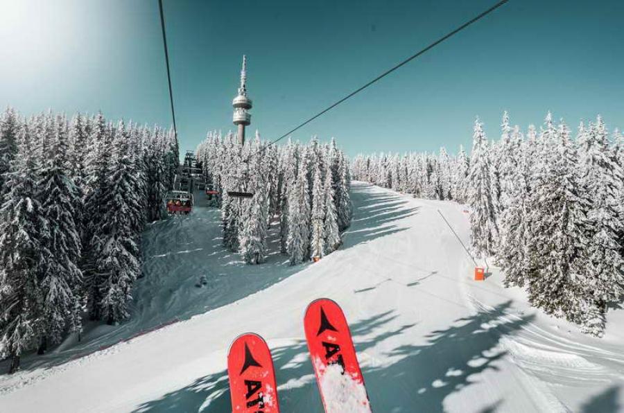 Условията за ски в Пампорово са добри