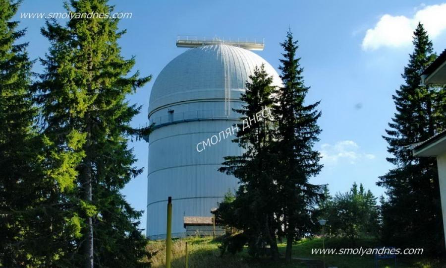 Австрийска компания произвежда новия телескоп за НАО- Рожен