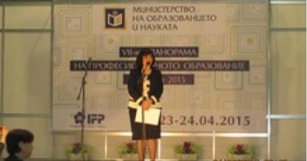 Зам.-министърът на образованието Ваня Кастрева