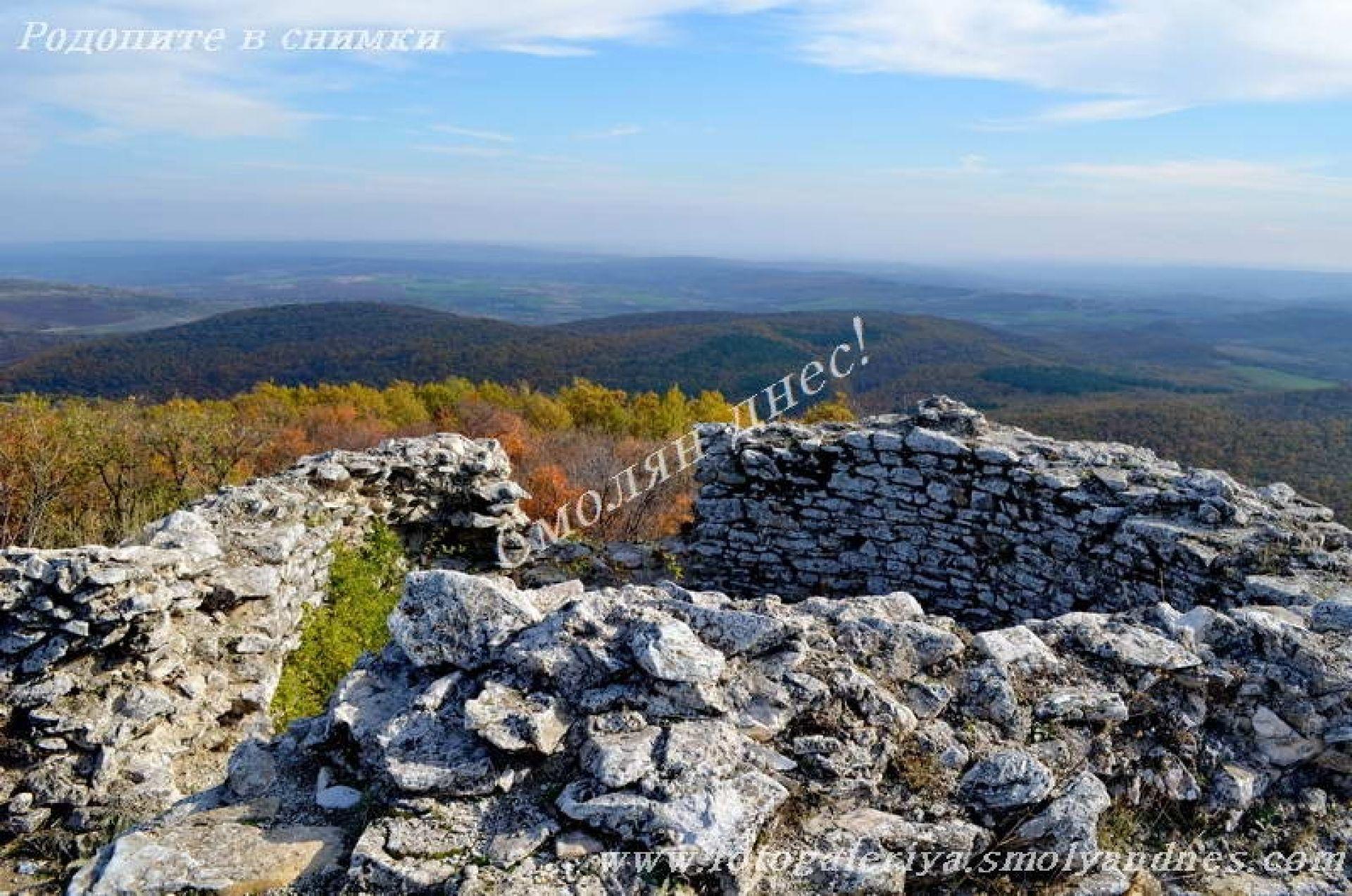 Крепост Лютица – град Ивайловград