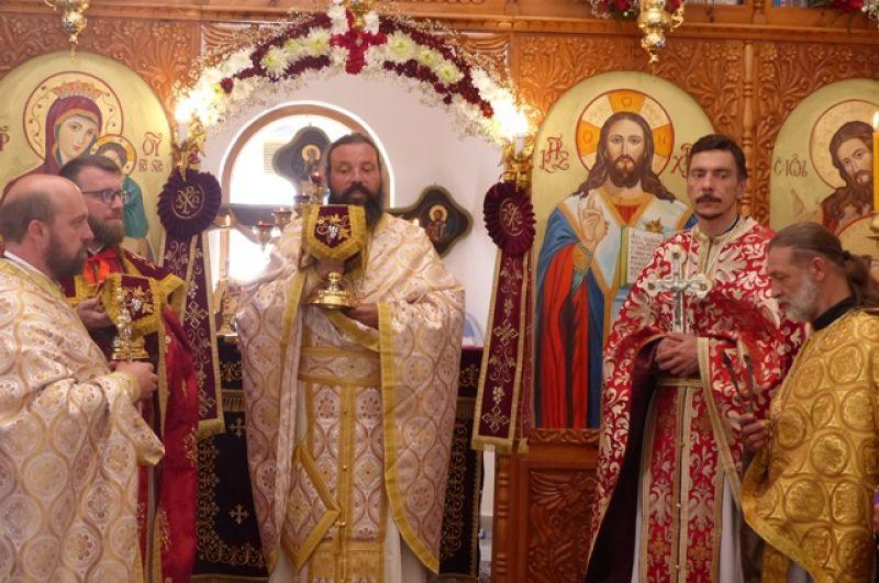 На храмовия празник  в манастира над Смолян  чухме ликуваща новина