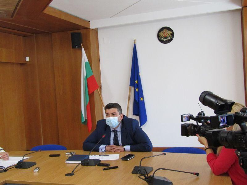 """Недялко Славов: """"Преди да има разрешение за строеж не мога да се ангажирам с конкретен срок за строителството на свлачището край Тикале"""""""