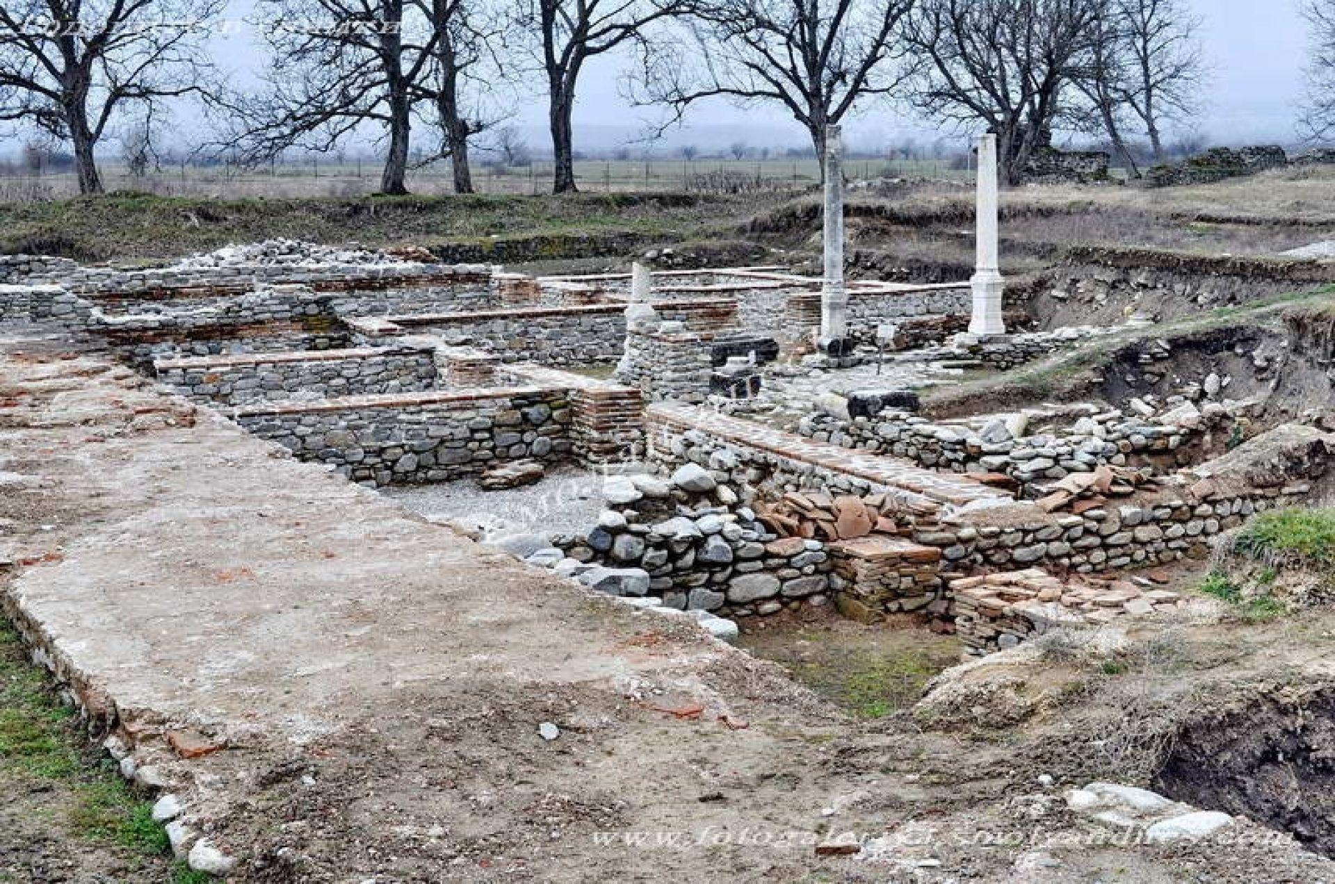 Никополис ад Нестум - село Гърмен