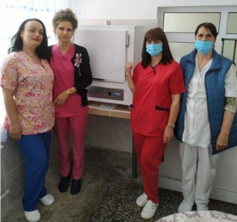 Болницата в Златоград приключи проект за над 9 000 лева за борба с Covid-19