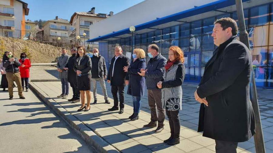 Д-р Даниела Дариткова: Доспат е знаково място за ГЕРБ, благодарим ви за подкрепата