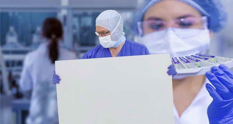 Само една лаборатория на територията на областта е оторизирана да извършва изследвания за вирусни инфекции