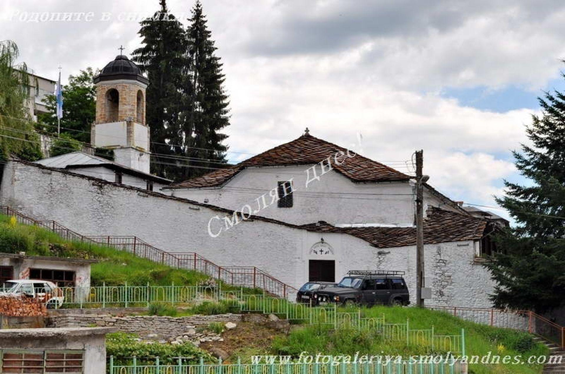 Църква Св.Неделя - град Смолян