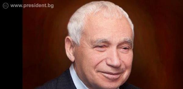 д-р Желю Желев