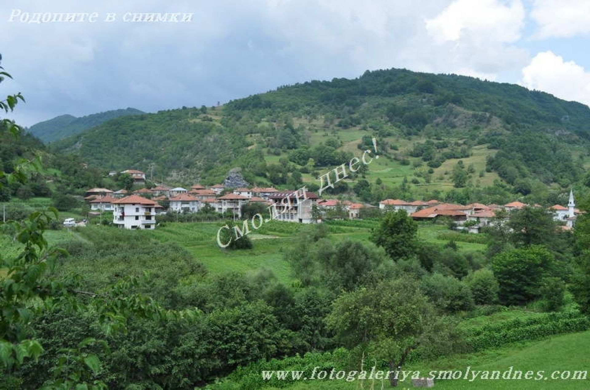 село Кошница