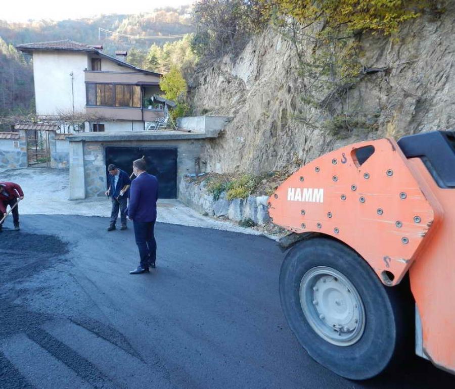 Приключи работата по водоснабдяването и асфалтирането в селата Ловци и Чурка