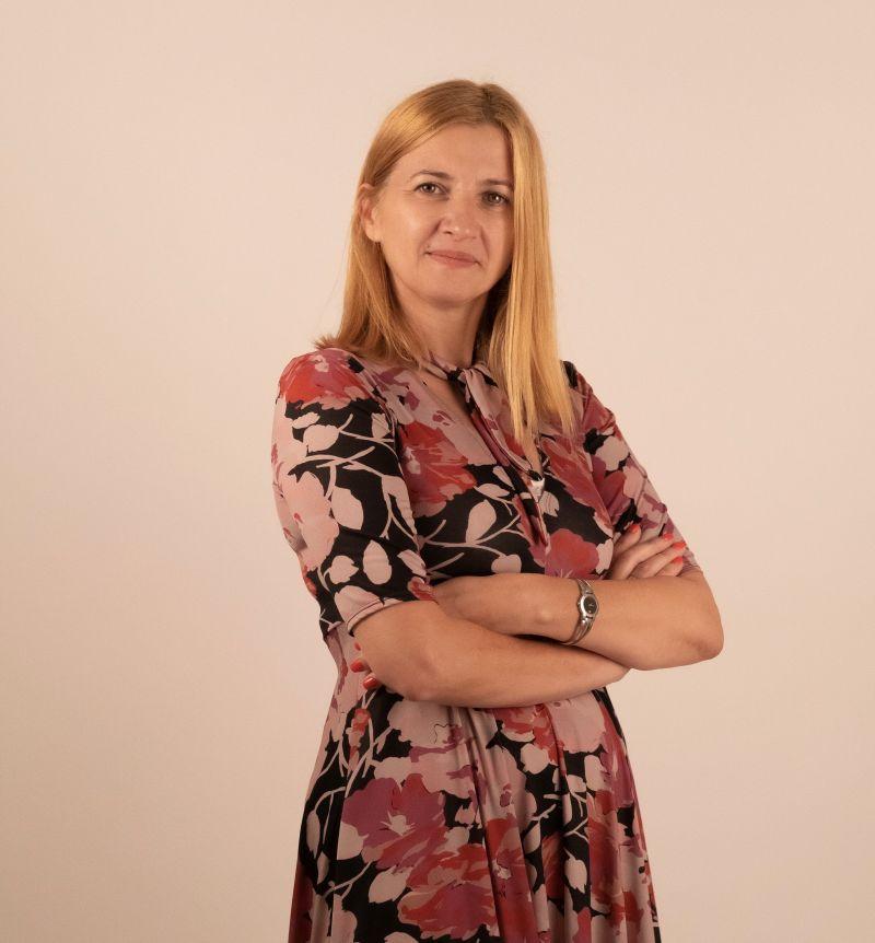 "Боряна Шалявска, директор отдел ""Прием на студенти"" на АУБ"