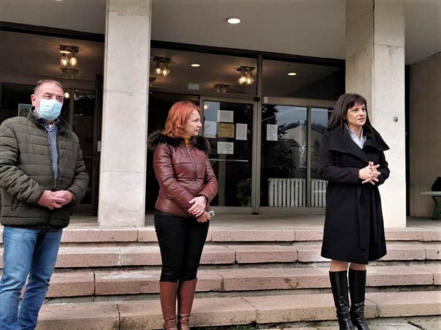 Водачът в листата на ГЕРБ-СДС д-р Даниела Дариткова към културните дейци: Общото ни усилие е да запазим Родопите като център на българщината