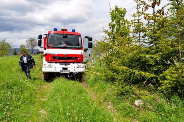 21 пожара през октомври в Смолянска област
