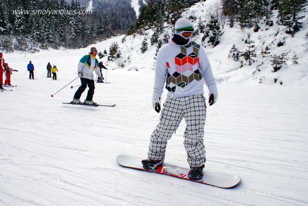 Пампорово- Мечи чал предлага отлични условия за ски