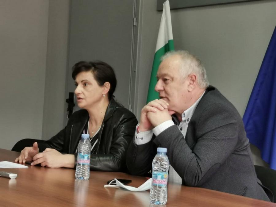 Общинската структура на ГЕРБ в Смолян отчете изборните резултати и избра делегати за Националното събрание