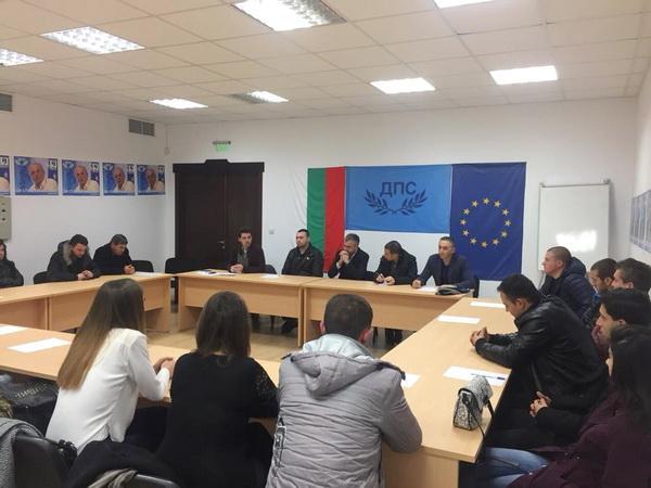 На прага на Студентския празник Академичното дружество на МДПС – Смолян с нов председател