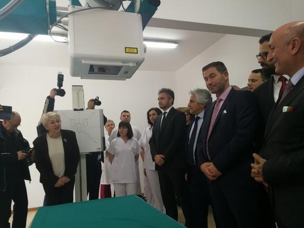 """Салих Аршински, областен председател на ДПС:""""Болницата в Мадан се превръща във водещо лечебно заведение в област Смолян"""""""