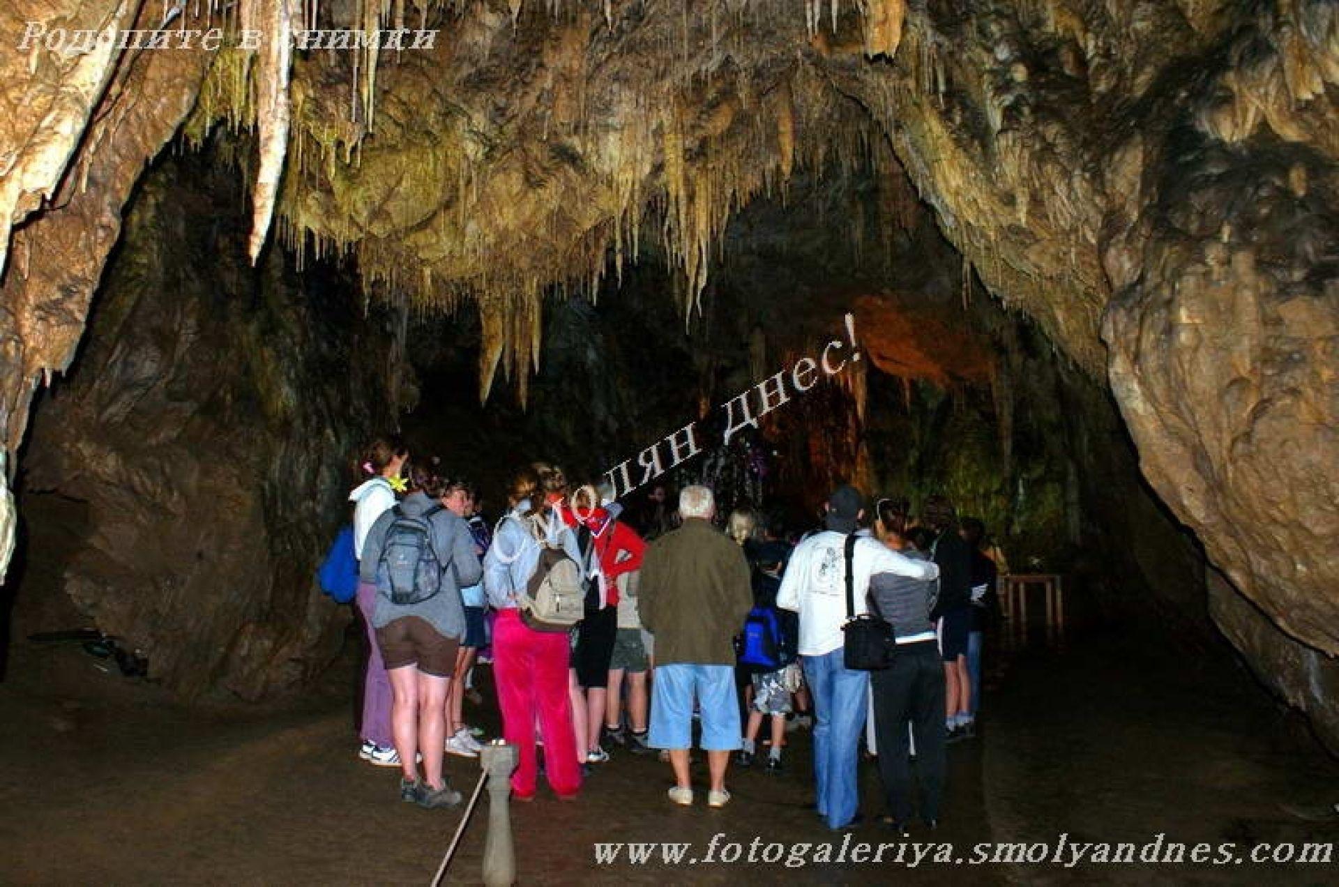 Ягодинска пещера - село Ягодина