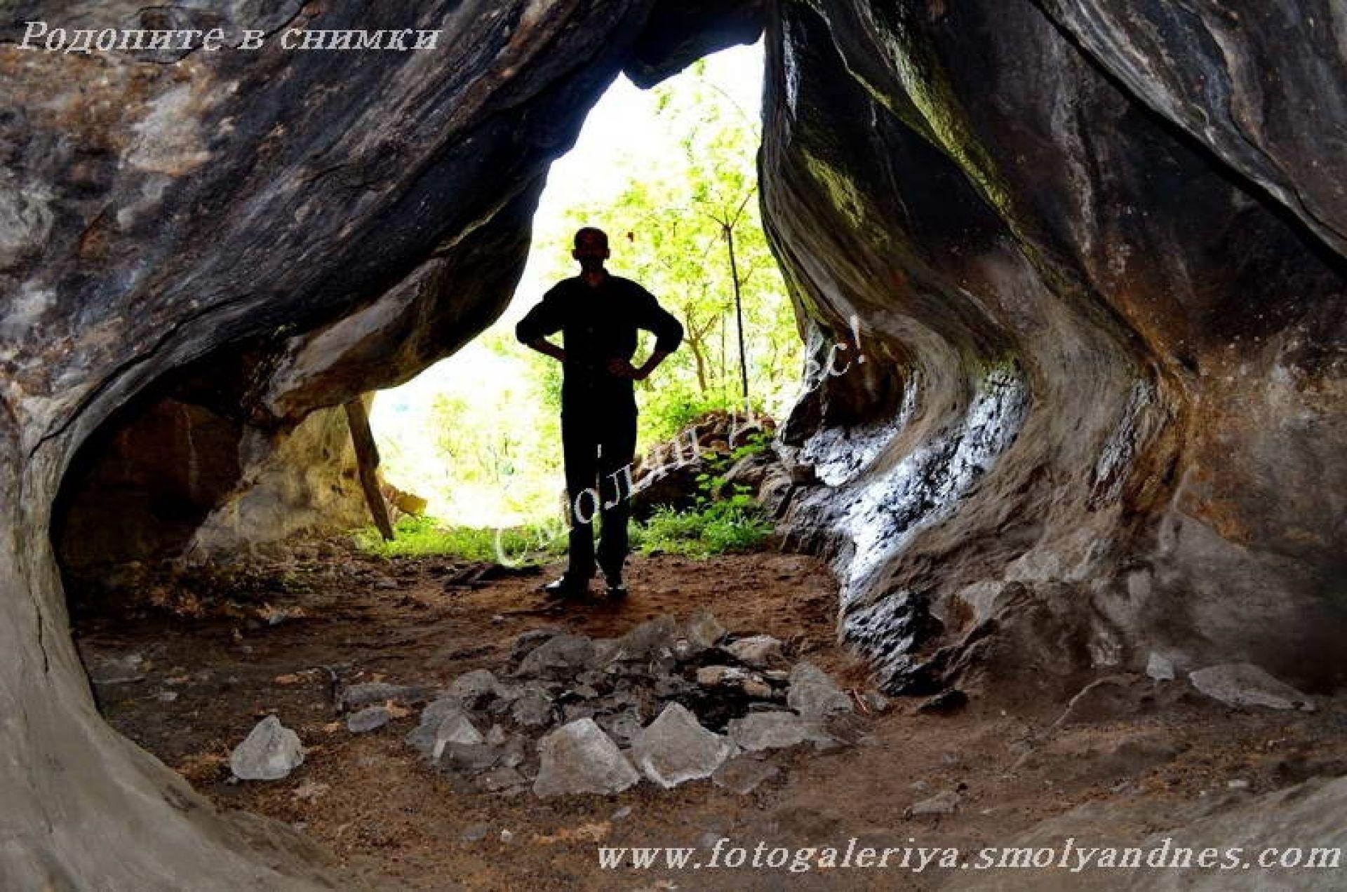 Пещера Утроба - село Татул