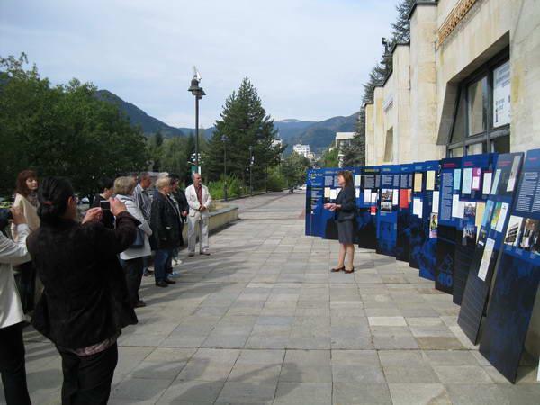 """Европейската изложба, открита от """"Европа Директно"""" в Смолян, е на гости в музея"""