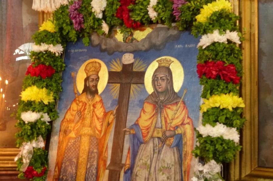 Два храмови празника ще почете архиерейският наместник на 21 май