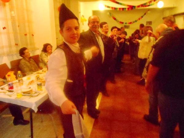 Девет семейства с корен от Соколовци, отбелязаха тържествено различни годишнини от сватбите си