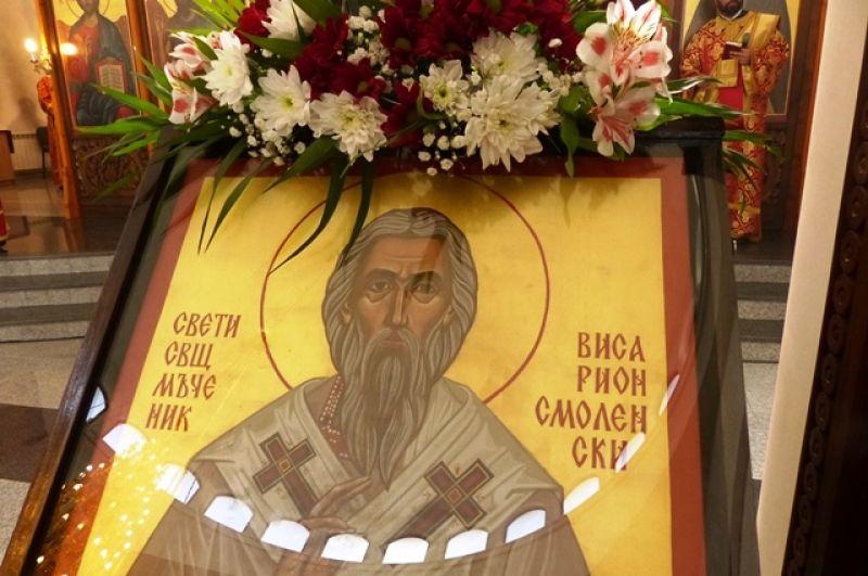 """Епископ Арсений: """"Страхът е липса на вяра в Бога!"""""""