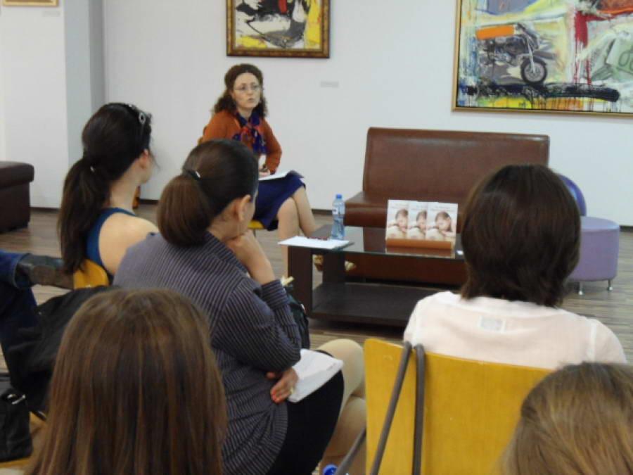 Мариета Игаренска – психотерапевт