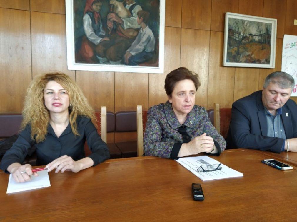 """Дора Янкова /БСП/: """"Държавата е длъжница на община Баните"""""""