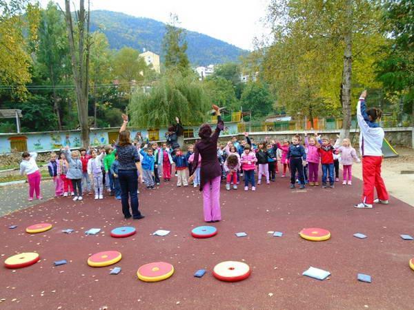 600 деца и младежи от Смолян се включват в Европейския ден на спорта в училище