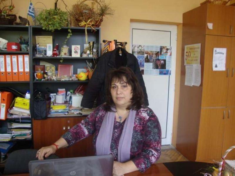 Мария Мечкарска