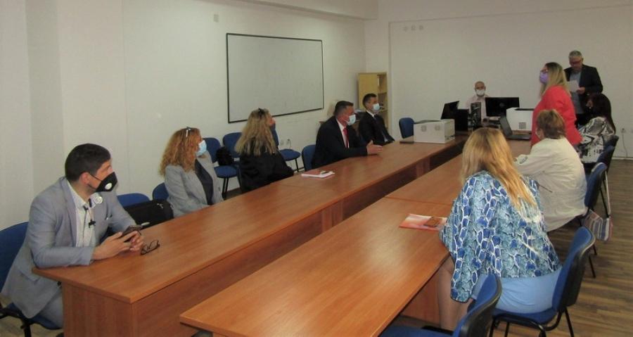 РИК-Смолян започна същинската си работа за предстоящите парламентарни избори на 11 юли