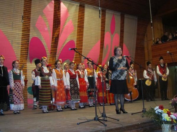 Талантите от Музикалното училище в Широка лъка представиха на концерт фолклорното богатство на България
