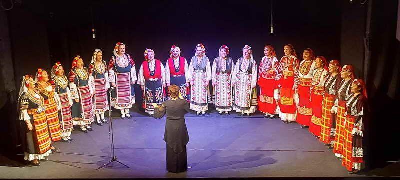 """Първият за 2020-та концерт у нас на """"Мистерията на българските гласове"""" възхити публиката на живо и онлайн"""
