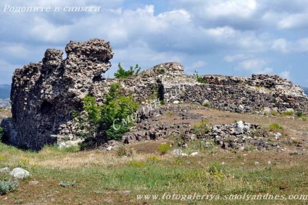Крепост Вишеград - град Кърджали