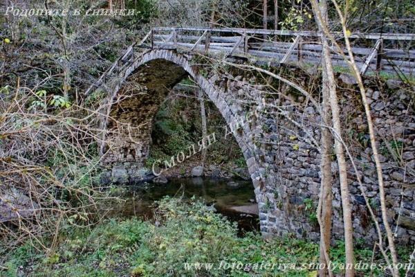 Кемеров мост - село Борино
